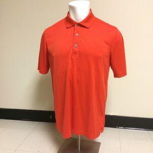 Izod Perform X Golf Short Sleeve Polo Athletic